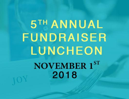 5th Annual Luncheon 2018